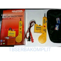 Harga goldtool tct 470 tone checker generator and amplifier probe | Pembandingharga.com