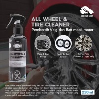All Wheel & Tire Cleaner Pembersih Velg Mobil Motor Iron Remover 250ml