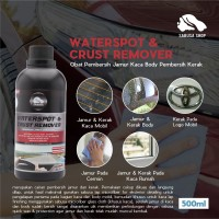 Obat Pembersih Jamur Kaca Body Kerak Waterspot Remover SABUSA 500ml