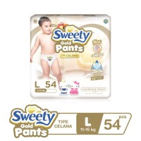 Sweety Gold Pants L 54s