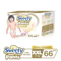 Sweety Gold Pants XXL 3x22s