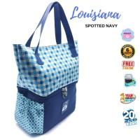 NAIMAX Lunch bag / Coolerbag / Tas asi Louisiana