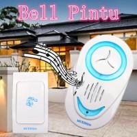 Bell Pintu / Door Bell Wireless / 36 Musik 30m Tanpa Kabel Nirkabel 5