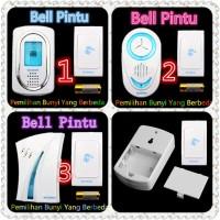 Bell Pintu / Door Bell Wireless / 36 Musik 30m Tanpa Kabel Nirkabel 6