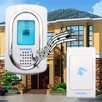 Bell Pintu / Door Bell Wireless / 36 Musik 30m Tanpa Kabel Nirkabel 2