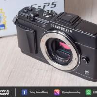 Secondhand - Olympus PEN E-P5 - BO 0294 - Gudang Kamera Malang