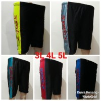 Celana Renang Lari Olahraga Pendek Speedo Dewasa Jumbo