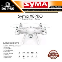 Syma X8PRO X8 PRO GPS Wifi 720p FPV Drone Return to Home