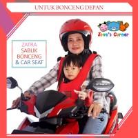 ZATRA | Sabuk Boncengan Motor untuk Anak dan Balita Harga Murah