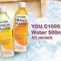 you c 1000 orange and lemon water
