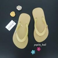 Sandal Popits Anak Flat Sandgray