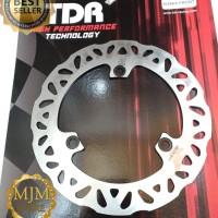 Disc Brake Piringan Cakram TDR Sporty Depan Yamaha NMAX Aerox 155