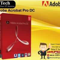 Adobe Acrobat Pro DC (12 Months)