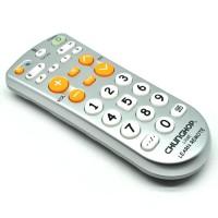ORIGINAL - Chunghop Universal Learning Ir Remote - L108E - Gray Silver