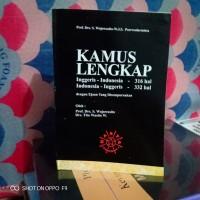 Buku - KAMUS LENGKAP INGGRIS INDONESIA INDONESIA INGGRIS - Hasta