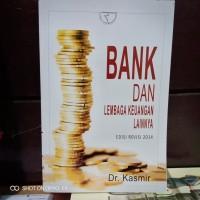 Buku - BANK DAN LEMBAGA KEUANGAN LAINYA - Edisi Revisi 2014 - Kasmir