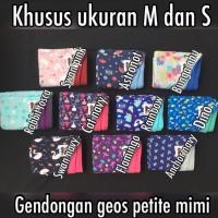 [SPECIAL EDITION] Petite Mimi - Gendongan Kaos (Geos) Simple Sling