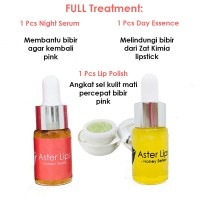 Aster Lips - Full Treatments