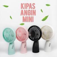 KIPAS ANGIN PORTABLE GENGGAM/ MINI FAN PORTABLE GENGGAM LANGKA