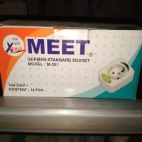 Socket 1 Lubang (MEET)