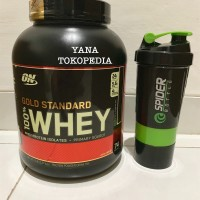 Whey Gold Standard - Optimum Nutrition ON Whey Protein 5lbs