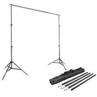 LIMITED Bracket Stand 3m untuk Backdrop Foto Studio atau B