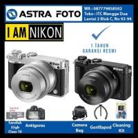 Harga promo nikon 1 j5 kit 10 30mm paket dahsyat 32gb garansi resmi   Pembandingharga.com