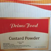 Custard Powder Primsfood/Tepung Custard Primsfood 500 gr