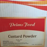 Custard Powder Primsfood/Tepung Custard Primsfood 1 Kg