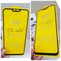 KOREAN Tempered Glass Vivo Z1 FULL SCREEN Guard Vivo Z1 Lite FULL GL