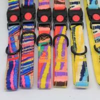 Aksesoris Hewan Rainbow Collar 22mm