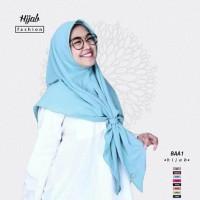 jilbab instan ria ricis hijab instan segitiga instan kafidza .