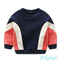 Color Block Sweatshirt Unisex