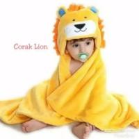 Selimut topi bayi selimut bulu topi bayi karakter binatang doraemon