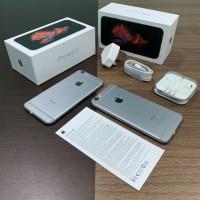iPhone 6S 64GB Seken Second GRAY GREY - SILENT CAMERA