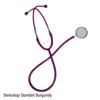 Stetoskop Standart Burgundy OneMed
