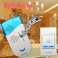 Bell Pintu / Door Bell Wireless / 36 Musik 30m Tanpa Kabel Nirkabel 7