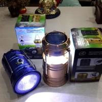 lampu emergency lentera tarik senter
