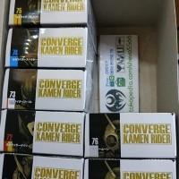 kamen rider Converge vol.13 set 7