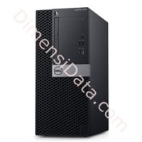 Desktop DELL OptiPlex 5060MT [i7-8700] W10 Pro