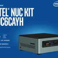 Intel NUC NUC6CAY - 4GB - 500GB - WIN 10