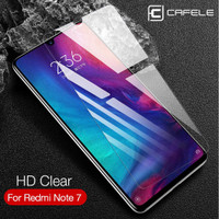 [ORI] CAFELE TEMPERED GLASS XIAOMI REDMI Note 7 / Note 7 Pro