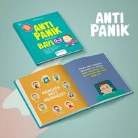 Buku Anti Panik Mengasuh Bayi 0 - 3 Tahun