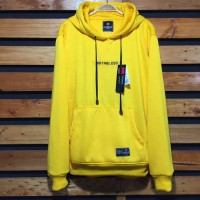 Jaket Sweater Hoodie Mothbless Original - MTBS Yellow 02