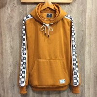 Jaket Sweater Hoodie Mothbless Original - MTBS Dark Yelow