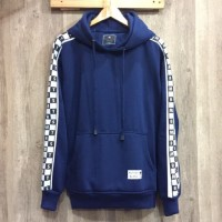 Jaket Sweater Hoodie Mothbless Original - MTBS Navy