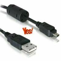 Kabel Micro USB / Data Kamera Fujifilm