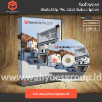 Sketchup Pro 2019 Annual Subscription License