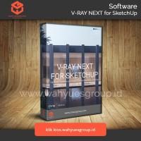 V-Ray Next For SketchUp Perpetual License