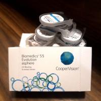 Softlens Cooper Vision Biomedic